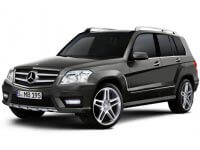 mercedes glk klass x204
